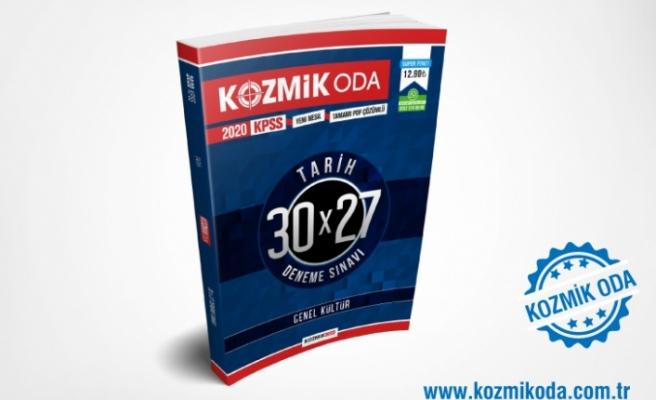 (30X27) 2020 KPSS TARİH DENEME SETİ