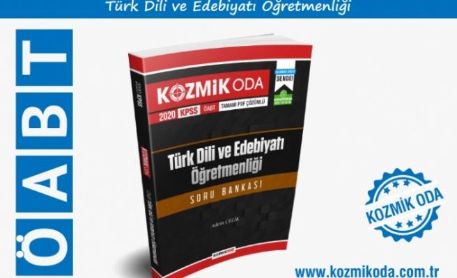 Kozmik Oda Türk Dili ve Edebiyatı ÖABT Soru Bankası