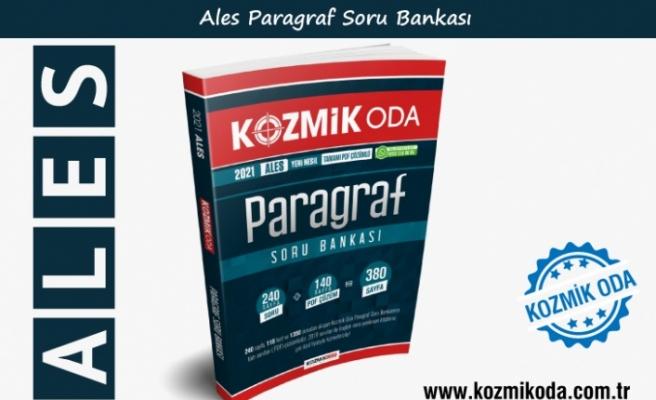 2021 ALES PARAGRAF SORU BANKASI ÇÖZÜMLERİ