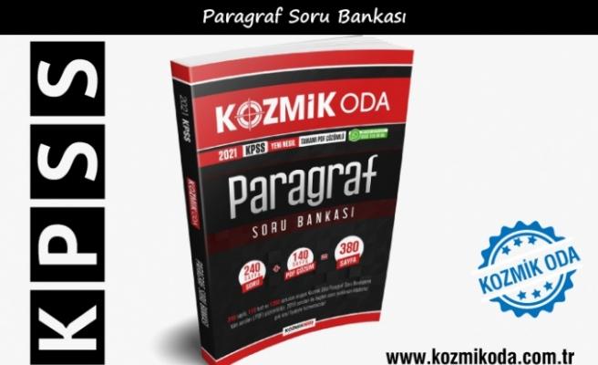 2021 KPSS PARAGRAF SORU BANKASI ÇÖZÜMLERİ