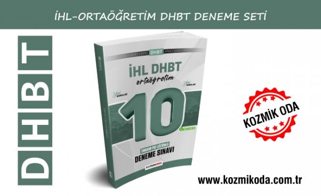 ORTAÖĞRETİM DHBT DENEME SETİ
