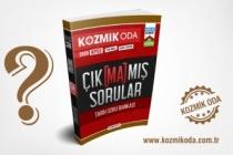 KPSS ÇIKMAMIŞ SORULAR TARİH SORU BANKASI