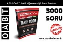 2021 ÖABT TARİH ÖĞRETMENLİĞİ SORU BANKASI