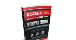 SOSYAL 3000 ÖABT SOSYAL BİLGİLER SORU BANKASI ÇÖZÜM PDF ÖRNEKLERİ
