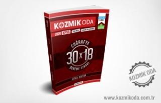 (30X18) KPSS COĞRAFYA DENEME SETİ