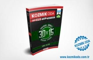 (30X15) 2020 KPSS ANAYASA-GÜNCEL DENEME SETİ