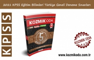 TÜRKİYE GENELİ EĞİTİM BİLİMLERİ DENEME SINAVLARI...