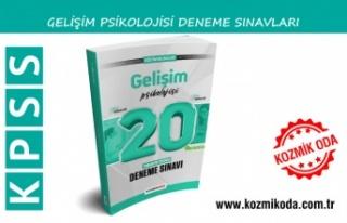 2021 KPSS GELİŞİM PSİKOLOJİSİ DENEME SINAVI...