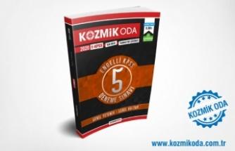 KOZMİK ODA E-KPSS 5'Li DENEME SETİ