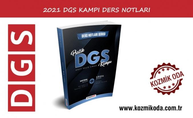 2021 DGS KAMPI DERS NOTLARI SERİSİ