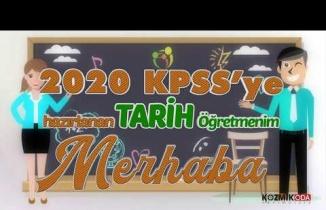 KOZMİK ODA 2020 KPSS OABT TARİH ÖĞRETMENLİĞİ DENEME SETİ