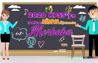 KOZMİK ODA 2020 KPSS OABT KİMYA ÖĞRETMENLİĞİ DENEME SETİ