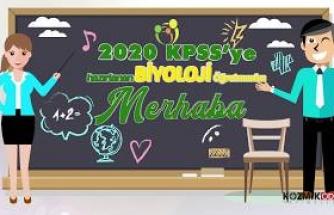 KOZMİK ODA 2020 KPSS OABT BİYOLOJİ ÖĞRETMENLİĞİ DENEME SETİ