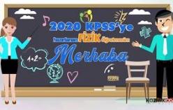 KOZMİK ODA 2020 KPSS OABT FİZİK ÖĞRETMENLİĞİ DENEME SETİ